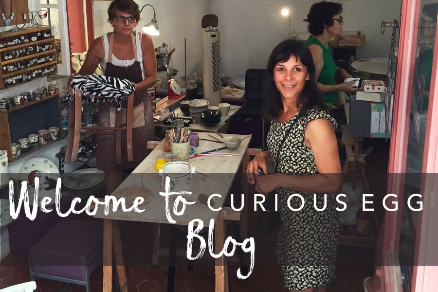 Welcome to Curious Egg blog!