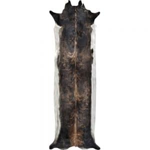 Superlong Stretched Cowhide in natural colour