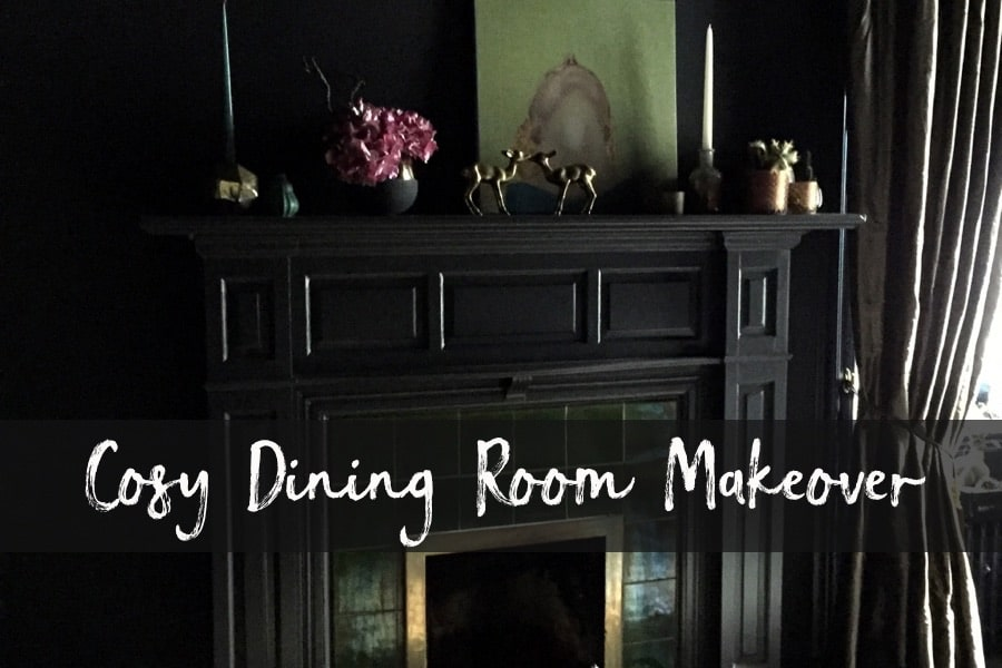 Cosy Dining Room Makeover