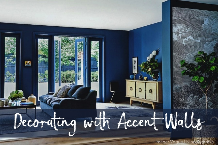 Decorating With Accent Walls