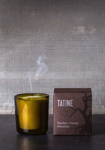 Tatine scented candle