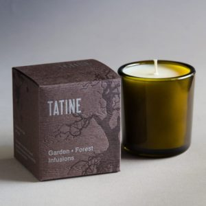 Tatine Forest Floor candle lifestyle image