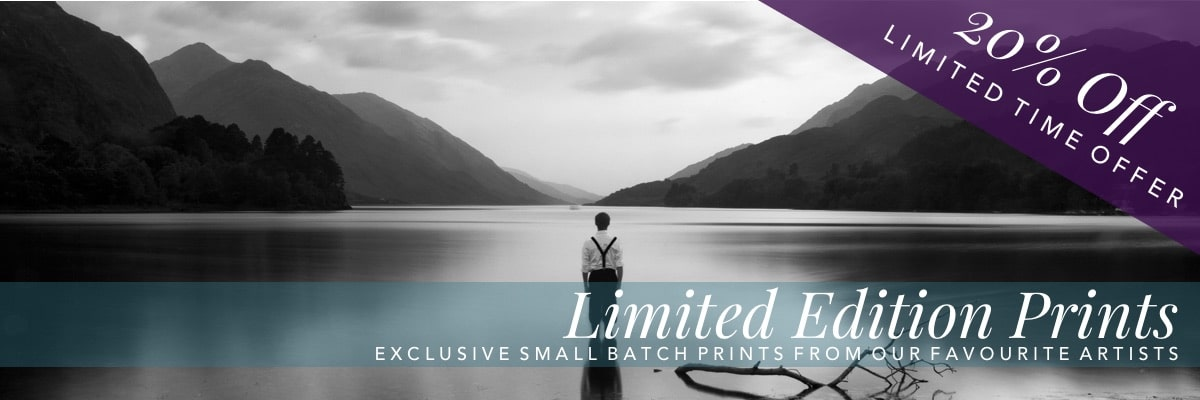 Limited Edition Prints Special Offer - 20% off
