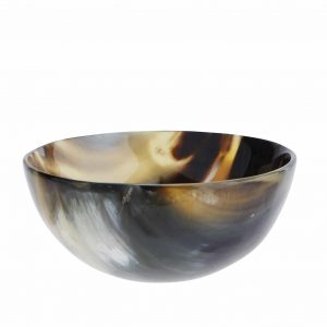 Curious Egg small horn bowl