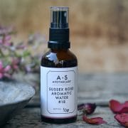 Sussex Rose Aromatic Spritzer with rose petals by A.S Apothecary