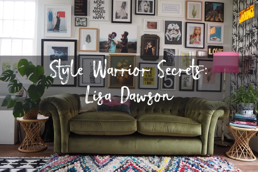 Style Warrior Secrets: Lisa Dawson