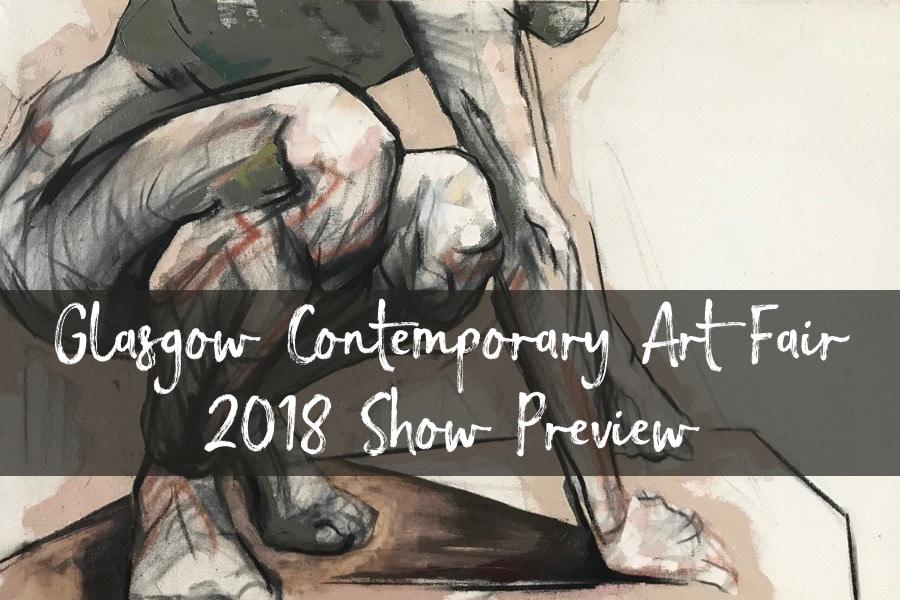 Glasgow Contemporary Art Fair 2018 - Show Preview